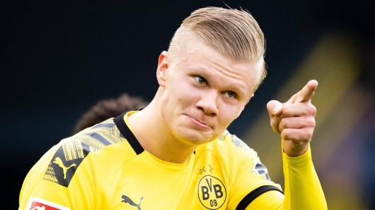 Erling Haaland schlug bei Borussia Dortmund ein wie eine Bombe. Gelingt einem anderen BVB-Neuling ein ähnlich guter Start?