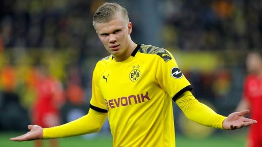 Erling Haaland startet in der Bundesliga voll durch.