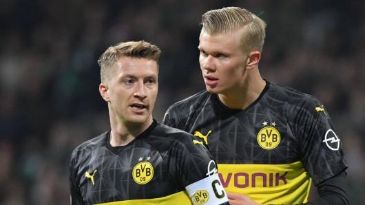 Borussia Dortmund musste im DFB-Pokal bei Werder Bremen eine bittere Pleite hinnehmen.