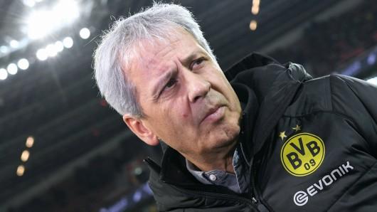 Der BVB und sein Trainer Lucien Favre stehen angesichts der Gegentorflut und den beiden jüngsten Niederlagen schwer in der Kritik.