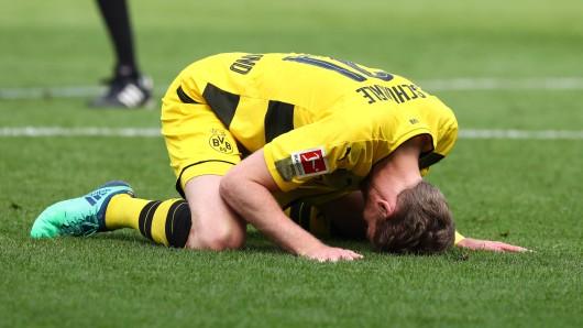 André Schürrle, derzeit von Borussia Dortmund an Spartak Moskau ausgeliehen, berichtet von der schweren Geburt seiner Tochter.