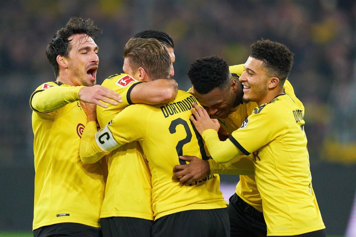 Live Tabelle 1 Bundesliga