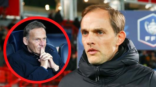 Thomas Tuchel und Borussia Dortmund trennten sich nicht im Guten.