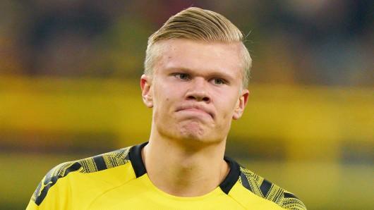 Erling Haaland: Der neue Stürmer-Star von Borussia Dortmund wird angefeindet.