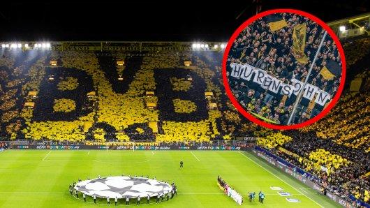 Borussia Dortmund wurde wegen eines Vergehens seiner Fans mit einer saftigen Strafe belegt.