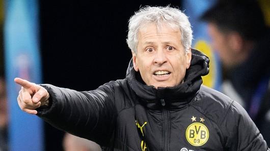 Lucien Favre ist mit Borussia Dortmund am Samstagnachmittag bei Werder Bremen zu Gast.