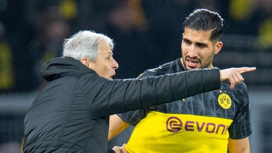 Borussia Dortmund besiegte bei Werder Bremen seinen Auswärtsfluch. Emre Can verriet nach dem Spiel die entscheidende Maßnahme.