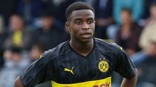 Youssoufa Moukoko ist das große Stürmer-Talent in der A-Jugend von Borussia Dortmund.