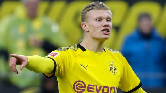 Erling Haaland steht mit Borussia Dortmund vor einer wahren Hammer-Woche.