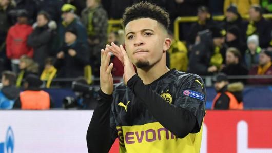 Borussia Dortmund und Jadon Sancho: Wie lange bleibt er noch beim BVB?