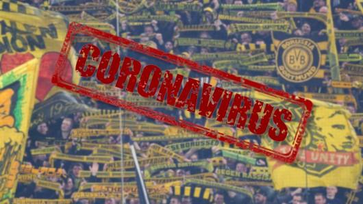 Borussia Dortmund richtet sich wegen des Coronavirus mit einer dringenden Bitte an seine Fans.