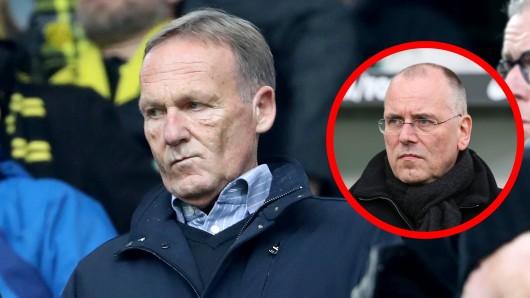 Hans-Joachim Watzke, Geschäftsführer von Borussia Dortmund, hat sich mit seinen Aussagen zum Coronavirus keine Freunde gemacht.