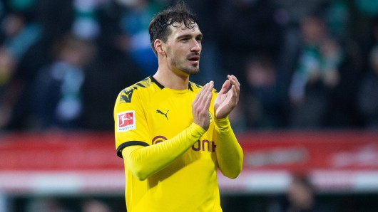 Rückkehrer bei Borussia Dortmund: Das Karriere-Ende von Mats Hummels ist nicht mehr allzu weit.