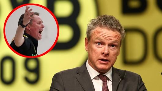 Schock bei Borussia Dortmund! Eine Verbands-Entscheidung macht Andreas Heiermann (Foto) fassungslos.