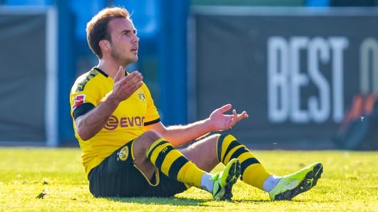 Bei Borussia Dortmund geht es für Mario Götze wohl nicht weiter. Bleibt er der Bundesliga treu?