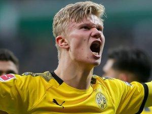 Erling Haaland wurde bei Borussia Dortmund in Windeseile zum Publikumsliebling.