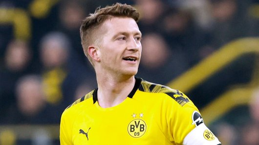 Marco Reus ist seit 2012 Spieler bei Borussia Dortmund.