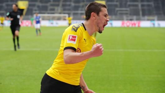 Borussia Dortmund muss die Derby-Feier abbrechen.