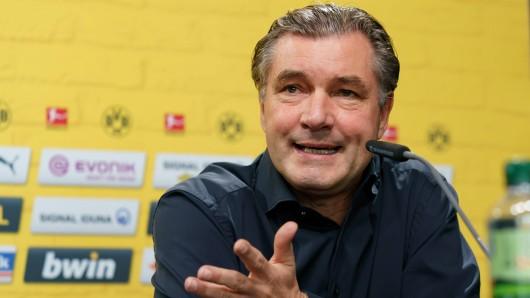 Michael Zorc hat auch in dieser Saison einige Top-Spieler zu Borussia Dortmund locken können.