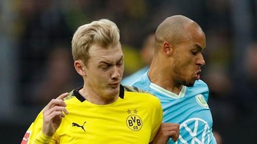 VfL Wolfsburg - Borussia Dortmund im Live-Ticker: Hier gibt's alle Infos!