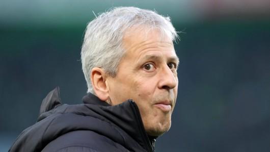 Bei Borussia Dortmund ist nun doch eine interne Diskussion um Lucien Favre entstanden.