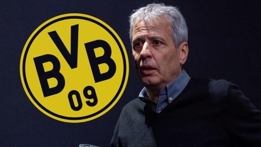 Ein verwandeltes Borussia Dortmund nach der Pause – was machte Lucien Favre in Paderborn mit dem BVB?
