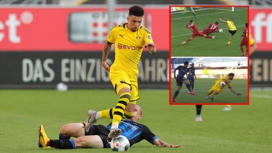 Borussia Dortmund: Diese Szene brachte die BVB-Fans zum Kochen.