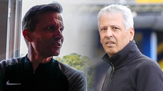 Trainer-Wirbel bei Borussia Dortmund. Ist er ein potenzieller Nachfolger von Lucien Favre?