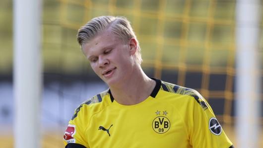 Erling Haaland droht Borussia Dortmund weiter zu fehlen.