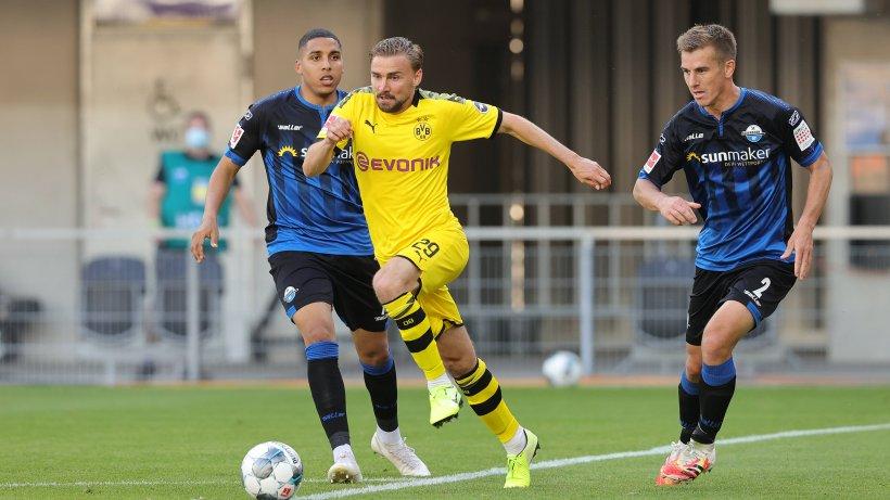 Borussia Dortmund: Heftiger Wutausbruch beim BVB – nun erklärt der DFB ...