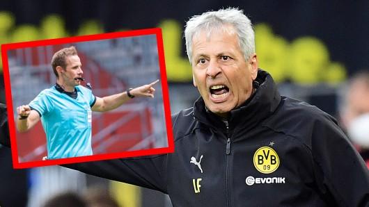 Borussia Dortmund wütet nach der nächsten diskutablen Handspiel-Entscheidung.