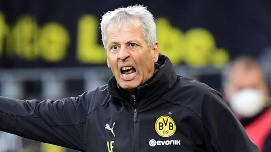Lucien Favre hat bei Borussia Dortmund noch einen Vertrag bis 2021.