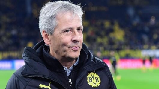 Lucien favre und Borussia Dortmund mussten sich auch in dieser Saison dem FC Bayern geschlagen geben.