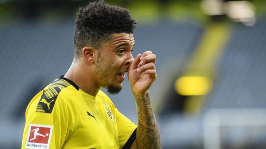 Kann Borussia Dortmund Jadon Sancho im Sommer überhaupt halten?