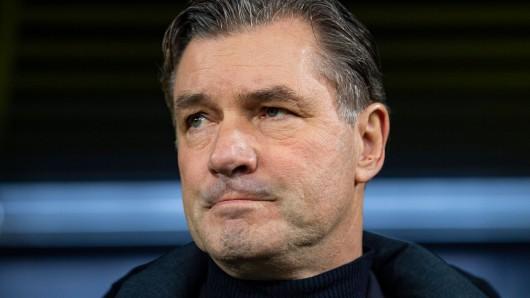 Borussia Dortmund ist auf dem Weg zur Vizemeisterschaft. Für BVB-Sportdirektor Michael Zorc ist das kein Grund zur Freude.