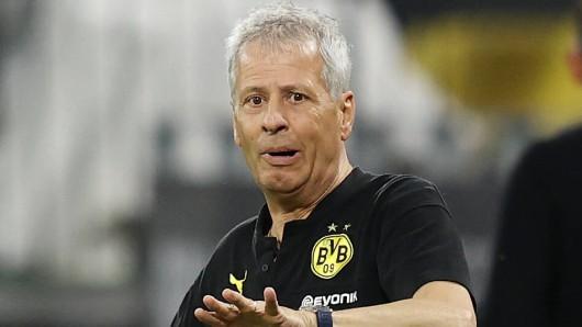 Lucien Favre will mit dem BVB im Saison-Endspurt noch zwei Siege einfahren.