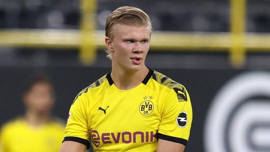 Erling Haaland will mit Borussia Dortmund Meister werden!