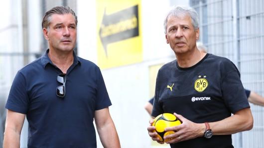 Michael Zorc bleibt Borussia Dortmund ein weiteres Jahr erhalten.