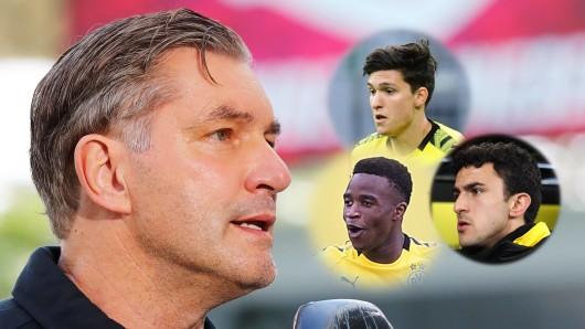Bei Borussia Dortmund setzt man weiter intensiv auf Youngster – wenn möglich aus der eigenen Jugend.