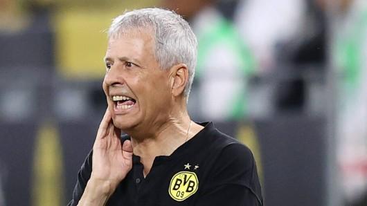 Lucien Favre hat mit Borussia Dortmund offenbar noch einiges vor.