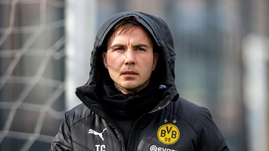 Mario Götze wird den BVB in diesem Sommer verlassen.