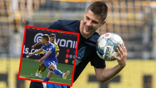 Borussia Dortmund ließ sich von Andrej Kramaric düpieren.