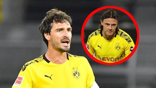 Mats Hummels zeigte bei Borussia Dortmund in dieser Saison sehr starke Leistungen. Nico Schulz hingegen blieb deutlich hinter den Erwartungen zurück.