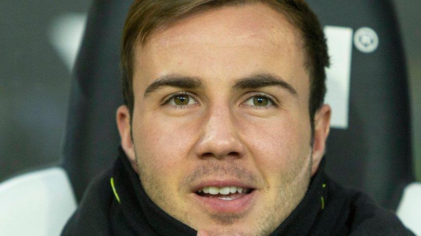 """Borussia Dortmund: Bundesliga-Trainer flirtet mit Mario Götze – """"Ich bin großer Götze-Fan"""""""