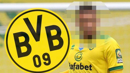 Schnappt sich Borussia Dortmund erneut ein englisches Talent?
