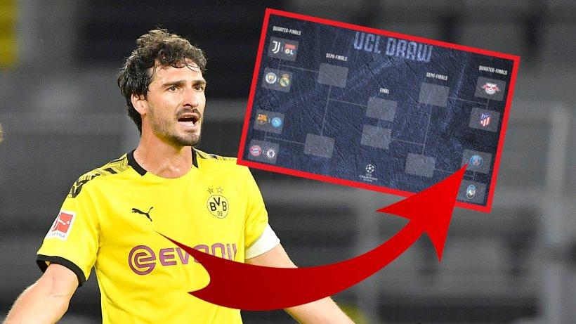 Dortmund Auslosung