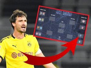 Die Auslosung der Champions League dürfte bei Borussia Dortmund ein mulmiges Gefühl im Magen hinterlassen haben.