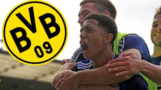 Wann ist der Wechsel von Jude Bellingham zu Borussia Dortmund perfekt?