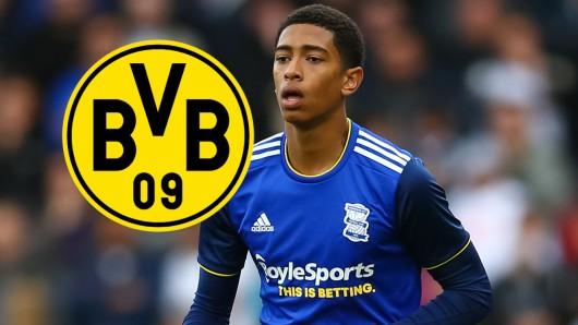 Jude Bellingham wechselt zu Borussia Dortmund.