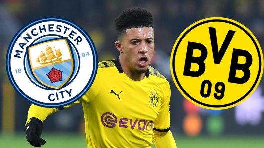 Macht es Borussia Dortmund wie einst bei Jadon Sancho?